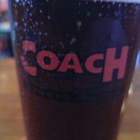 Photo taken at The Coach Sports Bar by Cory A. on 4/14/2016