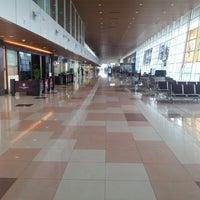 Photo taken at Kuching International Airport (KCH) by Basil C. on 6/13/2013