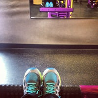 Photo taken at Planet Fitness by Tami K. on 2/20/2013