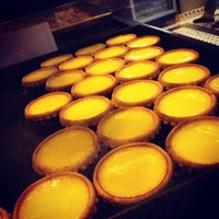 Photo taken at Tai Cheong Bakery by Winnie L. on 10/6/2012
