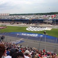 Photo taken at Michigan International Speedway by Dan B. on 6/15/2013
