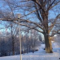 Photo taken at Gustavelund by Jukka R. on 1/24/2014
