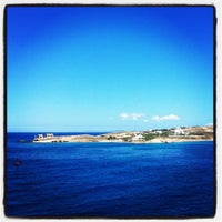 Photo taken at Port of Paros by Phaedra T. on 6/3/2013