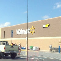 Photo taken at Walmart Supercenter by Brandan S. on 6/29/2013