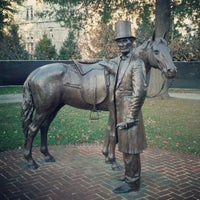 Photo taken at President Lincoln's Cottage by Jordan C. on 11/5/2012
