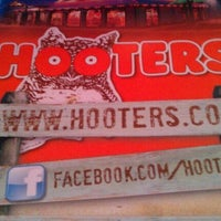 Photo taken at Hooters by Brian M. on 11/3/2012