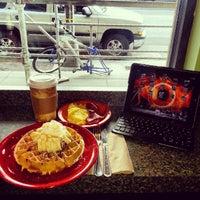 Photo taken at U Street Café by Eric K. on 2/20/2013