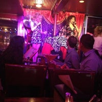 Photo taken at Hamburger Mary's by thePLURvegan on 10/25/2012