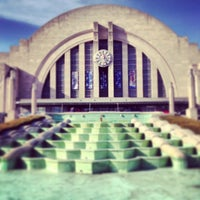 Photo taken at Cincinnati Museum Center at Union Terminal by Robert B. on 12/23/2012