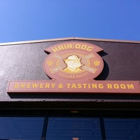 Photo taken at Hair of the Dog Brewery & Tasting Room by Carlos Veio L. on 5/3/2013
