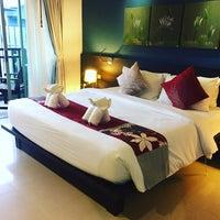 Photo taken at Buri Tara Resort by Liyana M. on 5/21/2016