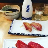 Photo taken at すし政 中店 by ◆まさやん on 6/28/2016