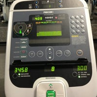 Photo taken at 24 Hour Fitness by Jessica P. on 6/19/2013