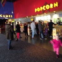 Photo taken at Cineworld by Paul R. on 2/16/2014