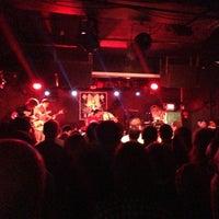 Photo taken at Rock & Roll Hotel by Bob V. on 7/28/2013