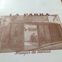 Photo taken at Taverna La Parra by Alèxia S. on 11/23/2014