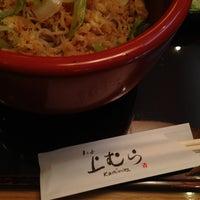 Photo taken at 日本蕎麦 月島上むら by Romeo N. on 9/6/2013