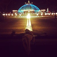 Photo taken at Our Lady of Fatima Shrine by Chris C. on 12/15/2012