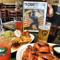 Photo taken at The Craftsman Ale House by Claudia B. on 11/2/2014