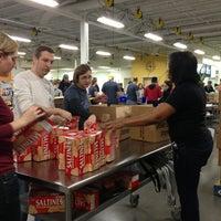 Photo taken at Regional Food Bank of Oklahoma by Lanie J. on 1/26/2013