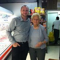 Photo taken at Klein's Supermarket by Brett B. on 6/5/2013
