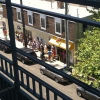 Photo taken at Hotdog Tommy's by Brett B. on 7/4/2013