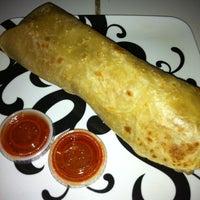 Photo taken at Papa Chevo's Taco Shop by Kiran S. on 12/23/2012