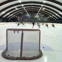 Photo taken at EJ Murray Skating Center by Chris C. on 12/5/2012