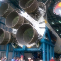 Photo taken at Apollo/Saturn V Center by Arnaud G. on 5/3/2013