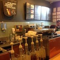 Photo taken at Starbucks by İpek C. on 4/13/2013