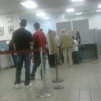Photo taken at NJ Motor Vehicle Commission (DMV) by VynilRob on 10/20/2012