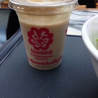 Photo taken at Tossed by Chris K. on 10/18/2014