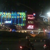 Photo taken at Gandaria City by FataRhan R. on 1/28/2013