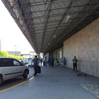 Photo taken at ADO - Central de Autobuses Tampico by Alex T. on 5/6/2013