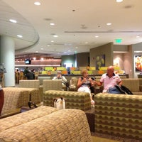 Photo taken at American Airlines Admirals Club by Heloisa V. on 4/30/2013