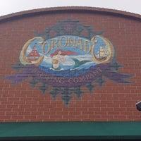 Photo taken at Coronado Brewing Company by Jeffrey J. on 12/2/2012