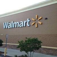 Photo taken at Walmart Supercenter by Jack H. on 12/23/2012