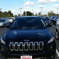 Photo taken at Swift Chrysler Jeep Dodge Ram & Kia by Lillian M. on 11/1/2014