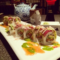 Photo taken at Sakana Grill by Johnny L. on 7/23/2014
