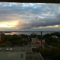 Photo taken at The Madison Concourse Hotel and Governor's Club by David J L. on 9/21/2012