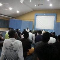 Photo taken at Surau Baitul Amin Sawangan by Ajoull F. on 10/7/2012