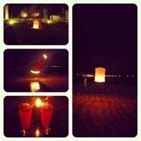 Photo taken at Costa Lanta Resort Koh Lanta by Erik on 11/18/2013