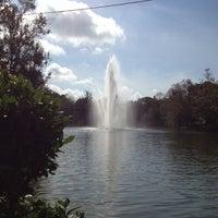 Photo taken at Parque de Los Lagos by Yaiir Z. on 11/29/2012