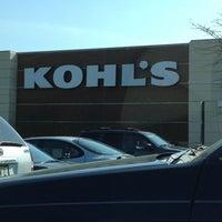Photo taken at Kohl's by Christina C. on 4/28/2013