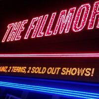 Photo taken at The Fillmore Silver Spring by Keith H. on 1/20/2013
