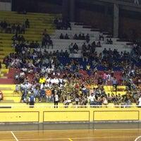 """Photo taken at Coliseo Mayor """"Teniente Milton Herrera"""" by Fernando D. on 3/16/2013"""