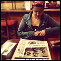 Photo taken at Cosmos Cafe by Dan W. on 10/18/2012