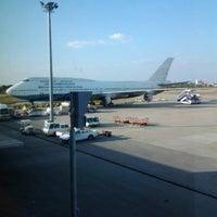 Photo taken at Udon Thani International Airport (UTH) by sunantha p. on 1/3/2013