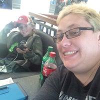 Photo taken at Gate 22 by Diane M. on 4/25/2015