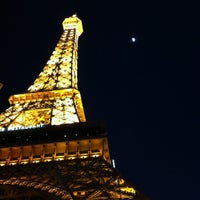 Photo taken at Eiffel Tower by Diane M. on 1/20/2013